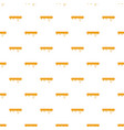 dripping down honey pattern vector image