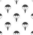 parachutist seamless pattern vector image vector image