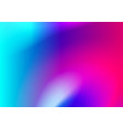 abstract blurred smooth gradient background vector image vector image