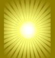 Burst golden background yellow glowing rays from