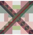Seamless tartan patterns vector image