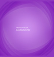 abstract elegant purple background vector image vector image