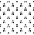 car wash pattern seamless vector image