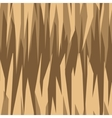 seamless abstract pattern brown fur vector image