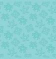 aqua green seamless pattern background
