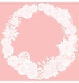 orient floral ornament vector image vector image