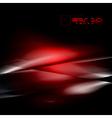 Dark red backdrop vector image vector image