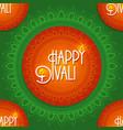 diwali celebration vector image