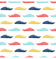 ship seamless pattern vector image vector image
