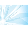 Abstract Shard Background vector image vector image