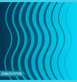 background of different sized curved lines vector image vector image