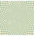 Grunge Retro hypnotic background vector image vector image