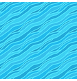 Seamless abstract sea background vector image vector image