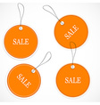 Price and sale tags vector image