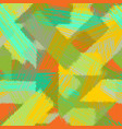abstract grunge seamless pattern autumn camouflage vector image