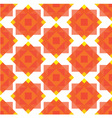 Colorful seamless background pattern ornament vector image
