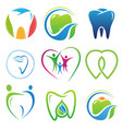 dental vector image