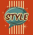 retro vintage badges vector image