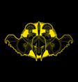 roman or greek helmet spartan warriors vector image vector image