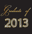 Graduates of 2013 design vector | Price: 1 Credit (USD $1)