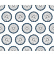bike wheel pattern vector image