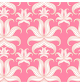 Pink Design pattern for wallpaper background vector image vector image