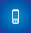 multimedia mobile phone tablet vector image