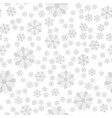 seamless background made light gray floral