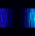 abstract geometric technology hi-tech futuristic vector image vector image