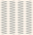 seamless pattern with thin curved lines vector image vector image