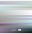 abstract colorful striped and blurred background vector image