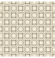 Geometric ornament seamless pattern Textile vector image vector image