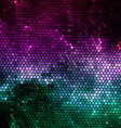 Nebular mosaic background vector | Price: 1 Credit (USD $1)