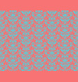 damask ornament seamless patterns vector image
