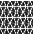 black triangles vector image vector image