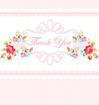 Beautiful Greeting card with frame and red roses vector image