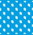 back pocket jeans pattern seamless blue vector image vector image