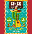 Conco de mayo fiesta party