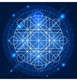 Magic Geometry Sign vector image vector image