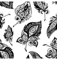Ethnic ornamental pattern vector image vector image