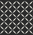 geometric seamless pattern with diagonal square vector image