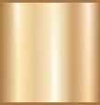 gold metallic gradient vector image