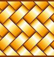 plastic basketwork vector image vector image
