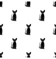peterbald icon in black style isolated on white vector image vector image