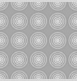 seamless circle linear pattern geometric weave vector image