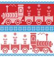 Gravy train gifts stars snowflakes hearts vector image vector image