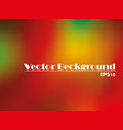 red-yellow gradient background vector image