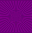 abstract burst background from radial stripes vector image vector image