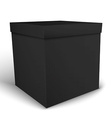 Black Package Box vector image vector image