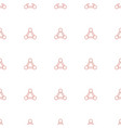 network connection icon pattern seamless white vector image vector image
